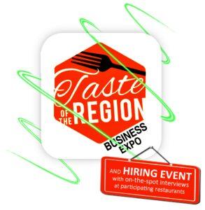 Taste of the Region Business Expo